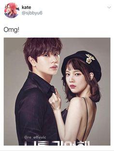 Yook Sungjae, Btob, Sungjae And Joy, Love Couple Wallpaper, Sung Jae, We Get Married, Red Velvet Joy, Romantic Things, Sooyoung