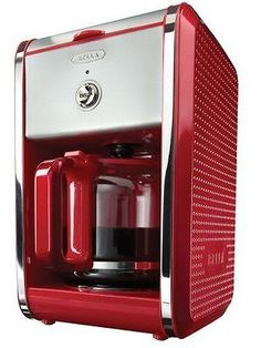 Bella-Dots-Collection-12-Cup-Manual-Coffee-Maker-Brand-new-in-box