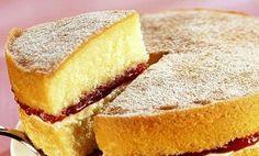 Pan di Spagna vegan senza margarina