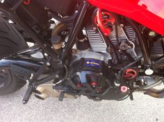 Clockwerk red Motorcycle, Vehicles, Red, Biking, Motorcycles, Vehicle, Engine, Rouge, Choppers