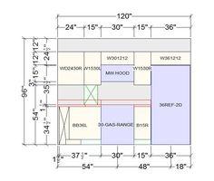 10 x 10 standard kitchen dimensions - cabinet sense - ready to