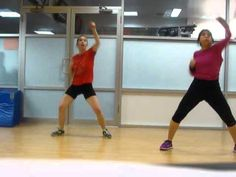 Roxy Fitness - CANT HOLD US (Mackelmore feat. Ryan Lewis) ZUMBA KICKBOXING ROUTINE! - YouTube