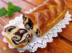 Hungarian Recipes, Winter Food, Hot Dog Buns, Cookie Recipes, Bakery, Deserts, Croissant, Food And Drink, Sweets