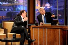 Jay Leno Bows Out With Biggest 'Tonight Show' Week In Decades; Ditto Jimmy Fallon's 'Late Night' Swan Song