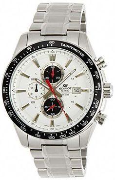 85096f54d636 Casio General Men s Watches Edifice EF-547D-7A1VDF - WW Review   presentsformyboy Men s