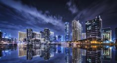 Blue Night II by Mohamed Raouf - Photo 130821297 - 500px