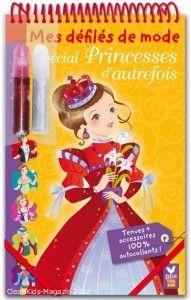 Recall - Rappel - Rückruf: Kinderbücher der Reihe Mes défilés de mode von Deux Coqs d'Or