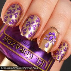 Wacky Laki: El Corazon Floral Featuring Messy Mansion Stamping...