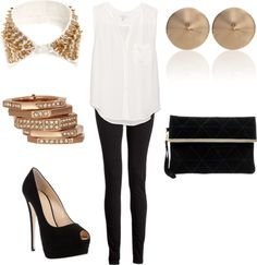"""""""Elegant"""" by magda-jed ❤ liked on Polyvore"""