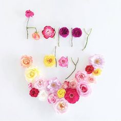 Imagen de fashion, good morning, and happy day Flower Words, Flower Quotes, Flower Art, Art Flowers, Belle Image Nature, Image Nature Fleurs, Happy Birthday, Arte Floral, Happy Sunday