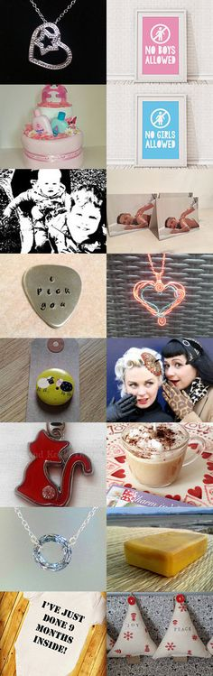 Girls and Boys and pamper time... by Monika Malova on Etsy--Pinned with TreasuryPin.com