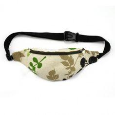Beige hip bag / Beżowa nerka - torebka na pas lub biodro
