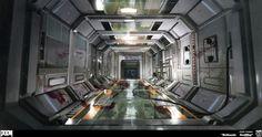 ArtStation - DOOM - Lazarus Paintovers, Jeremy Thurman