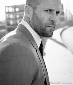 Photo of Jason Statham for fans of Jason Statham 38245192 Jason Statham And Rosie, Vogue, Poses For Men, Badass Style, Sylvester Stallone, Hollywood Actor, Celebs, Celebrities, Beautiful Men