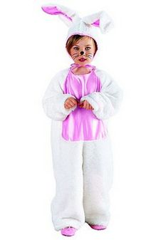Kids Rabbit & Bunny Costumes: Rabbit Costume (more details at Halloween-Kids-Costumes.com) #Easter #Halloween #costumes>