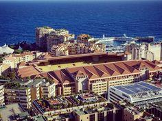 #Fontvieille London ☞ Paris ☞ Barcelona ☞ Nice ☞ Monaco ☞ Venice ☞ Pisa ☞ Cinque Terre ☞ Florence ☞ Ischia ☞ Pompei ☞ Sorrento ☞ Positano ☞ Naples ☞ Rome ☞ Vatican . 못다올린 #유럽여행 #사진. 다섯번째 도시 #모나코. . #AS모나코 홈구장인 #스타드루이2세 구장. 바다에 이렇게 가까이 있는 줄 몰랐네. #StadeLouisII. Home #stadium of #ASMonaco. So close to the seashore. . #유럽 #모나코 #Europe #Monaco #