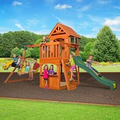 plum Holz Lookout Turm, Altersempfehlung: ab 3 Jahren. online kaufen | OTTO Atlantis, Cubby House Kits, Kit Homes, Cubbies, Backyard, Tropical, Outdoor, House Styles, Discovery