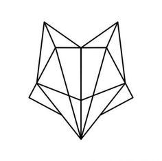 Super Geometric Animal Art Simple 42 Ideas #art