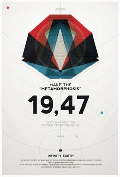 Designspiration — External Design Inspiration – Awesome Graphic Design by Metric72 | Cromoart