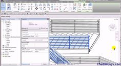 Revit Component Stairs Tips and Tricks - CADtechSeminars.com