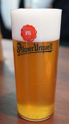Pilsner Urquell - Unfiltered & Unpasteurised