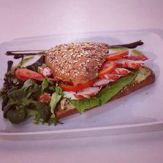 Club sandwich di Astice!! T'a Milano Store & Bistrot