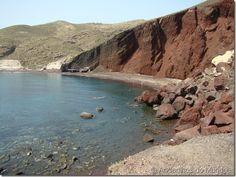 Praia de Santorini