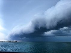 Forgot to post this one from earlier this week. Storm front rolling in over the…