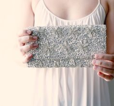 great beaded clutch