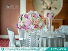 Zobacz zdjęcie bukiety na stoły weselne w pełnej rozdzielczości