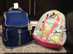 This is the last week to enter our Back-To-School Giveaway! Stop by the 98 Clubhouse between the hours of 9a - 6p to enter your name for our #BackToSchool Backpack Giveaway! Prize filled backpacks will go to the following:   1 Boy and 1 Girl for K-6th 1 Boy and 1 Girl for 7-8th (pictured) 1 Boy and 1 Girl for 9-12th   You'll have until Friday, August 8th to enter your name and we'll announce winners Monday, August 11th!