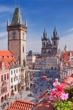 A visit to Prague's Old Town is a journey back in time and a must visit in any Prague itinerary. At its heart lies the Old Town Square, one of the most popular sights in the city. Founded in the 12th century, it is one of the most beautiful squares in Prague.