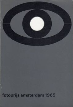 Fotoprijs Amsterdam 1965 catalogue. Design: Wim Crouwel. #photographic via @wayneford