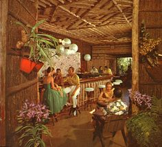 Arkiva Tropika - brochure from Hawaiian Village - Waikiki, Hawaii Hawaiian Homes, Hawaiian Decor, Hawaiian Tiki, Vintage Hawaiian, Hawaiian Islands, Vintage Tiki, Vintage Bar, Vintage Stuff, Tiki Decor