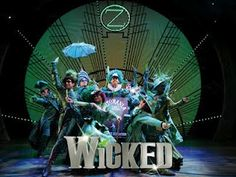 wicked the musical Elphaba And Glinda, Bring Me Down, Land Of Oz, London Theatre, Yellow Brick Road, Musical Theatre, Cabaret, Life Is Good, Musicals