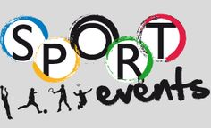 Sport events Sport Events, Event Management, Company Logo, My Love, Day, Sports, Hs Sports, Sport