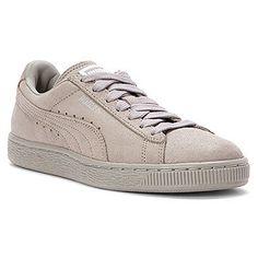 PUMA Women's Suede Classic + Matte & Shine Sneaker