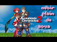 Enjoy Game's RPG: Xenoblade chronicles 2 AVOIR PLEIN DES SOUS