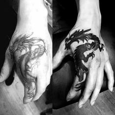 50 small dragon tattoos for men - fire-breathing design ideas, . - 50 small dragon tattoos for men – fire-breathing design ideas, … … – 50 small - Dragon Hand Tattoo, Dragon Tattoos For Men, Back Tattoos For Guys, Full Back Tattoos, Dragon Tattoo Designs, Tattoo Designs Men, Hand Tattoos, Knuckle Tattoos, Arrow Tattoo