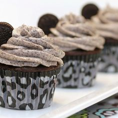 Death By Oreo Cupcakes Recipe | Key Ingredient