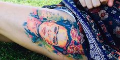These mujeres tattooed their bodies as a sign of resistance, self-love, empowerment, and strength.