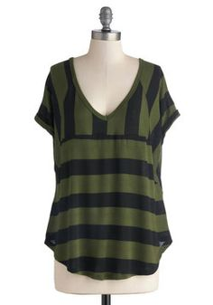 Best of the Pesto Top, #ModCloth