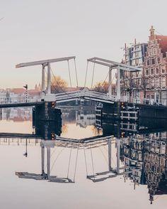 Gravestenenbrug Haarlem