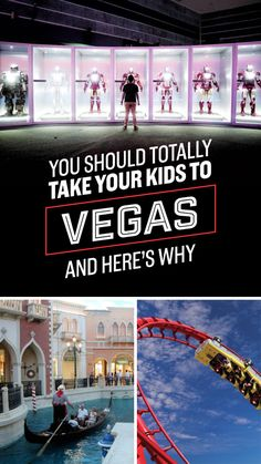 You Should Totally Take Your Kids To Vegas And Here's Why