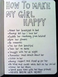 Every girl needs a guy who will do this for them