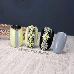 Для любителей черного цвета независимо от сезона А в сочетание с лимонным и серым смотрится вполне по весеннему …