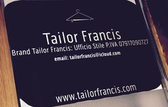 Tailor Francis is a brand for people of creativity and style that combines independent fashion and design, tradition and innovation. #love #TagsForLikes #photooftheday #me #instamood #cute #igers #picoftheday #girl #guy #beautiful #fashion #instagramers #follow #smile #pretty #followme #friends #hair #swag #photo #life #funny #cool #hot #bored #portrait #baby #girls #iphonesia