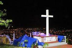 Resultado de imagen de visita del papa Francisco a la loma de la cruz holguin