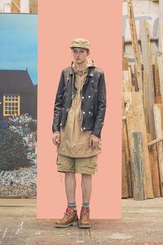 Undercover Spring 2017 Menswear Collection Photos - Vogue