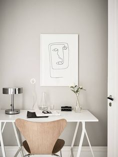 Fresh and inviting spacious apartment